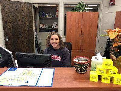 Student Assistant: Kayla